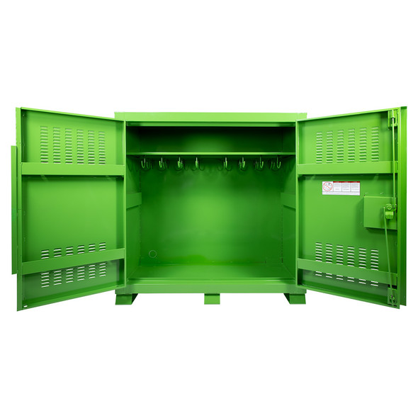 Knaack Model 139-SK-03 Safety Kage Cabinet, 59.4 cu ft