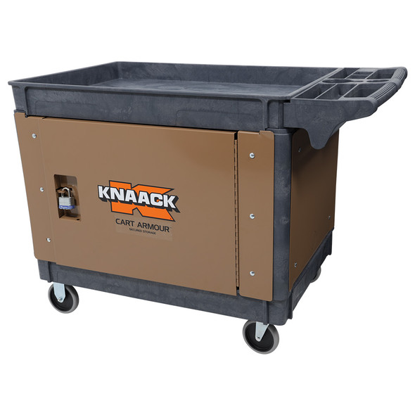 Knaack Model CA-05 Cart Armour | fits LUXOR* LXC11-B and JET* 140019/PUC-3725 carts