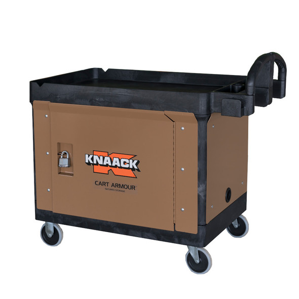 Knaack Model CA-01 Cart Armour Mobile Cart Security Paneling | Fits Rubbermaid* Cart #4520-88