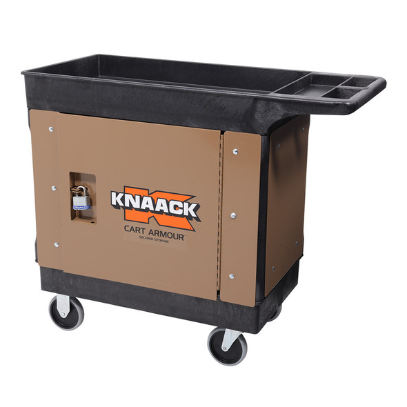 Knaack Model CA-02 Cart Armour Mobile Cart Security Paneling | Fits Rubbermaid* Cart #9T66-00