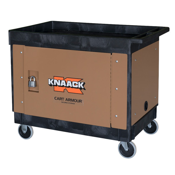 Knaack Model CA-03 Cart Armour Mobile Cart Security Paneling | Fits Rubbermaid* Cart #9T67-00
