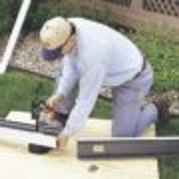 Malco Tool #GOT Gutter Outlet Tool (Tool Only)