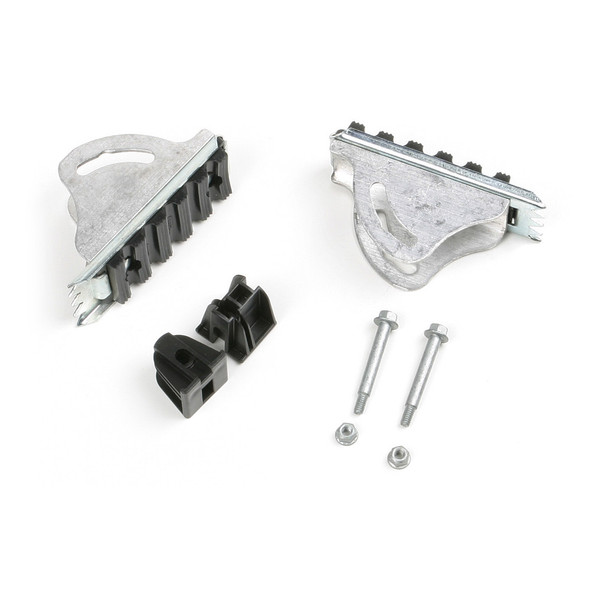 Werner Parts 26-3 Replacement Shoes For Aluminum Extension & Straight Ladders (See below for Models) | D1500 SHOE REPL KIT