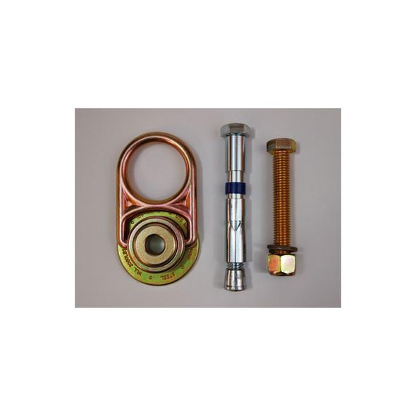 "Werner A350000 Anchor, 5/8"" Swivel (10k), Concrete & Steel Kit"