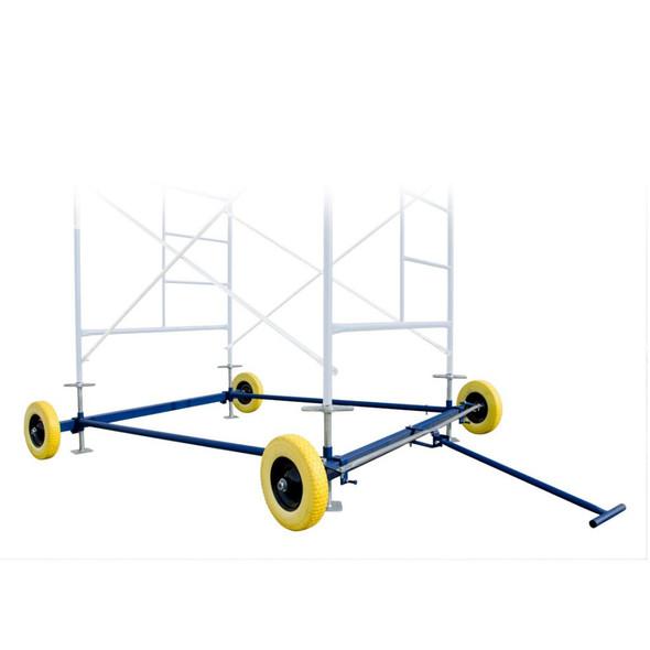 MetalTech M-MW1016 Wagon / 16'' Wheels for 10' Scaffold