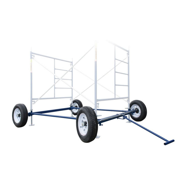 MetalTech M-MW1026 Wagon / 26'' Caster for 10' Scaffold