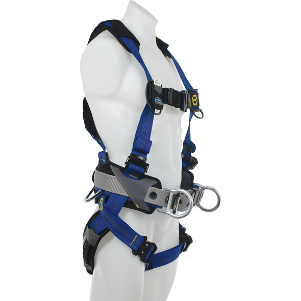 Werner H03310XXS PROFORM Construction Harness - Quick Connect Legs - Steel Hardware