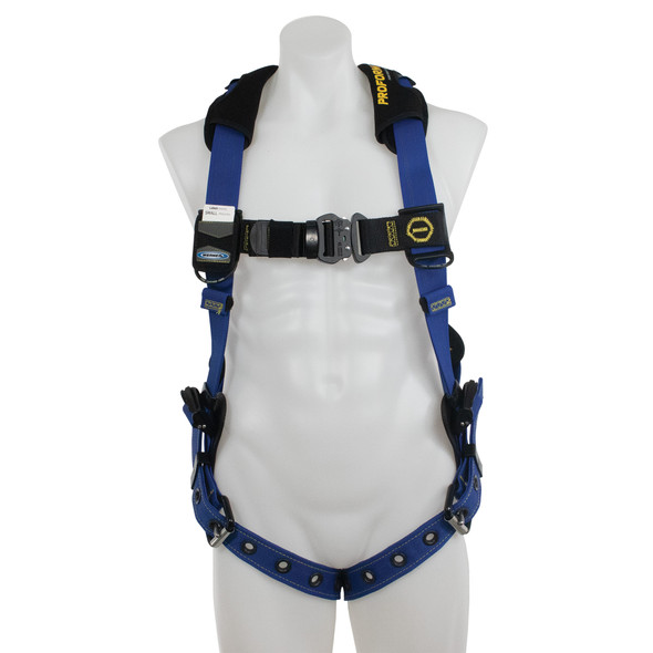 Werner H01200XXS PROFORM Standard Harness - Tongue Buckle Legs - Steel Hardware