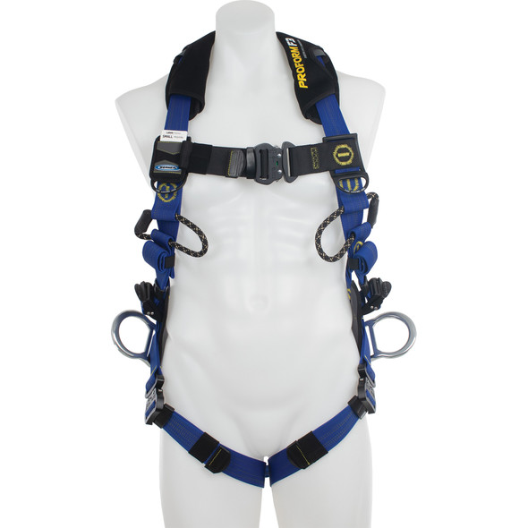 Werner H06300X PROFORM Climbing/Positioning Harness, Quick Connect Legs