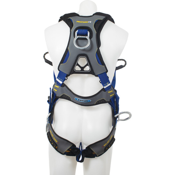 Werner H06200X PROFORM Climbing/Positioning Harness - Tongue Buckle Legs
