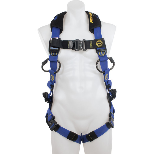 Werner H02300X PROFORM Climbing Harness, Quick Connect Legs