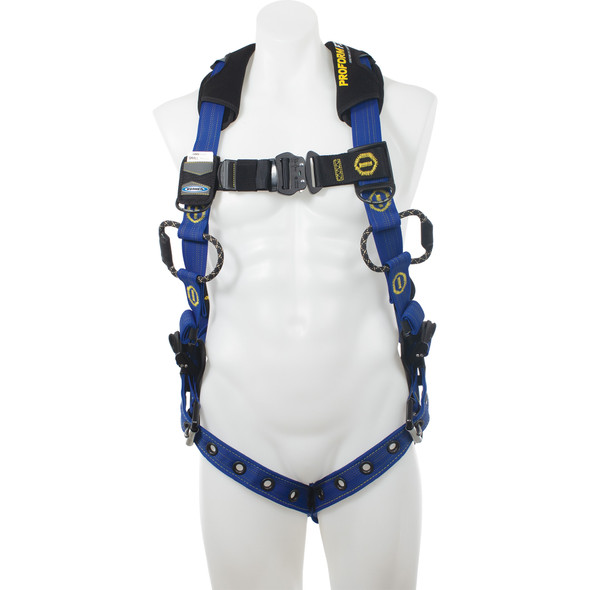 Werner H02200X PROFORM Climbing Harness - Tongue Buckle Legs