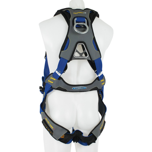 Werner H01300X PROFROM Standard Harness, Quick Connect Legs