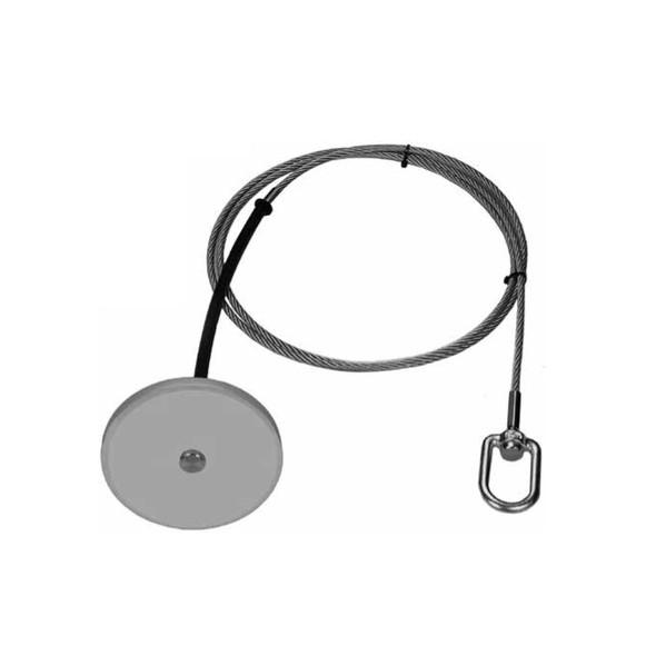 "Werner A710006-1 Drop Through 5K Anchor 6"" Plate"