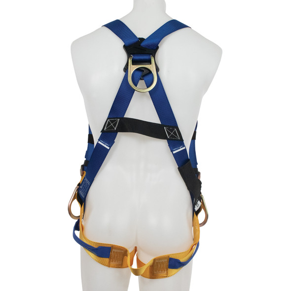 Werner H36100X Litefit  Climbing/Positioning (Back, Hip And Front D-Rings) Harness