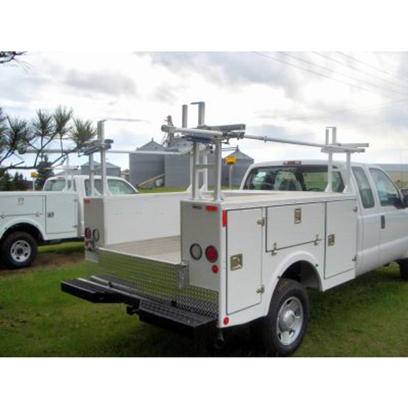 Prime Design PRR-0005 UTILITY ELEVATED BASE RACK ROT-ROT