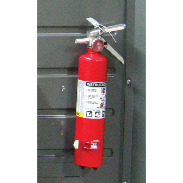 Adrian Steel #PA8 Fire Extinguisher , 2.5lb , Red