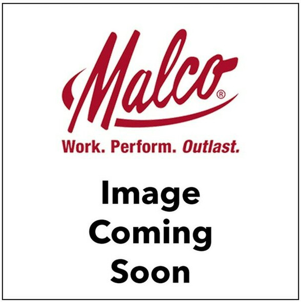 """Malco Tool HEX DRIVER, 5/16"""" AND 3/8"""", CLEANABLE, 2-5/8"""""""