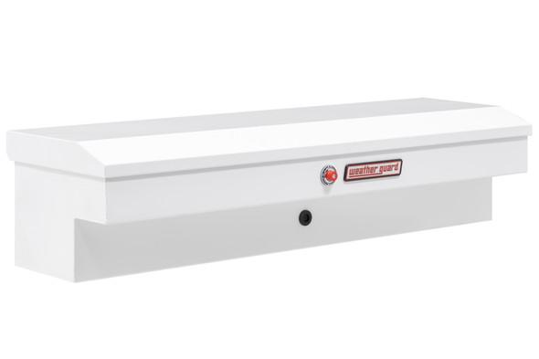 """Weather Guard Model 175-X-03 56"""" Lo-Side Box, Steel, 4.2 cu ft"""