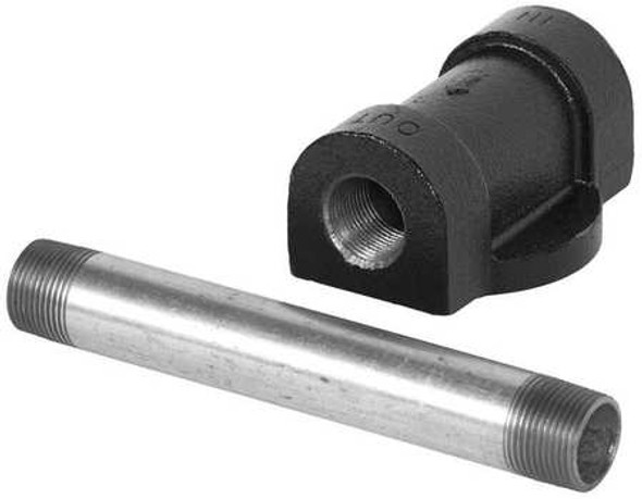 "Fill-Rite 1200KTG9075 / 3/4"" Cast Iron Filter Head"