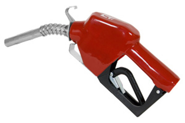 """Fill-Rite N075UAU10 / 3/4"""" Auto Nozzle with Hook - Unleaded 