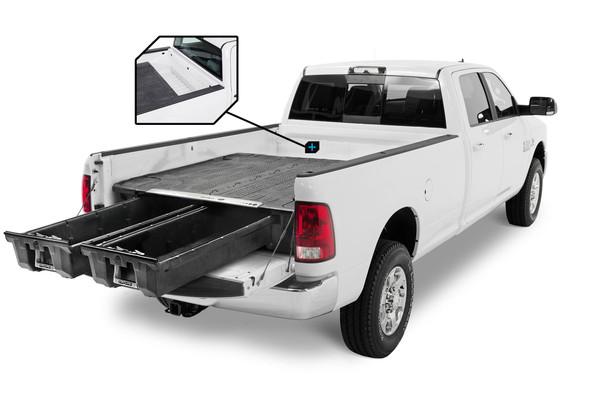 """DECKED Drawer System DR5 - RAM Bed Length 8' 0"""" Color: Black"""