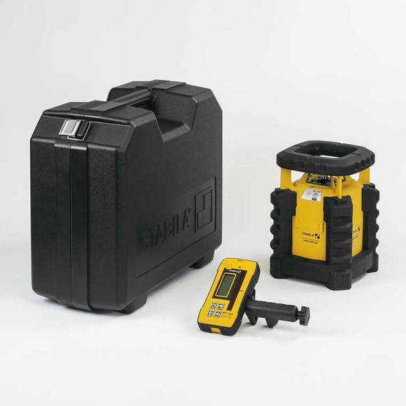 Stabila 5800 LAR 300 Exterior Rotating Laser Kit