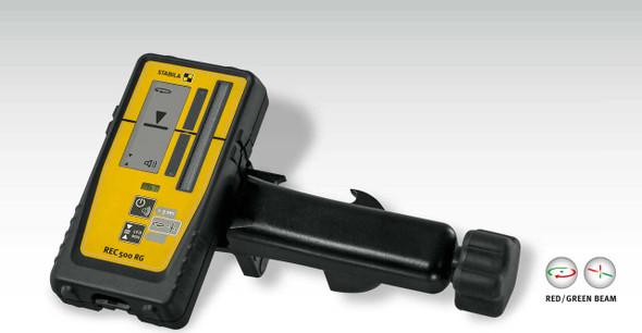 Stabila 7360 | REC 500 RG rotation and line receiver
