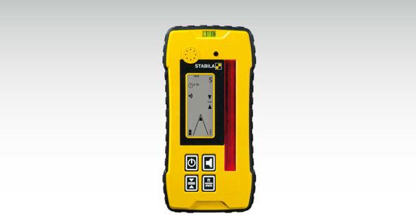 Stabila 7430 | REC 300 Digital Rotating Laser Receiver with Bracket