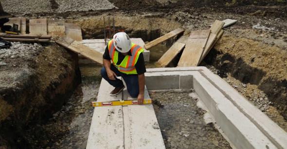 Stabila 37872 | Spirit levels, Type 196 Concrete Set