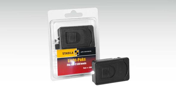 Stabila 20090 Replacement Light Packs (2)