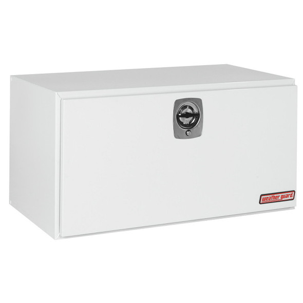 Weather Guard Model 550-X-02 Underbed Box, Steel, Jumbo, 16.2 cu ft