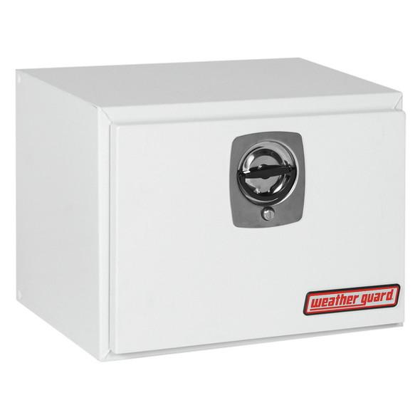 Weather Guard Model 524-X-02 Underbed Box, Steel, Standard, 4.5 cu ft