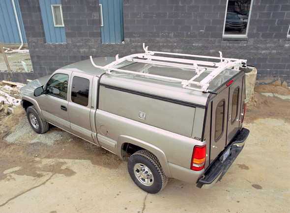 Adrian Steel Company 63-7 Grip Lock Ladder Rack Double 6' #63-7