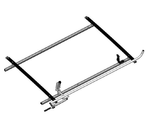 Adrian Steel #61-NV2 Single Grip Lock Ladder Rack, City Express, NV200