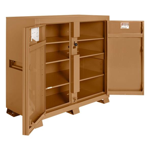 Knaack Model 139 JOBMASTER Cabinet, 59.4 cu ft