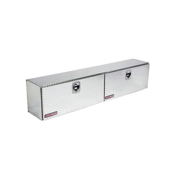 Weather Guard Model 391-X-02 Super-Side Box, Aluminum, 15.2 cu ft