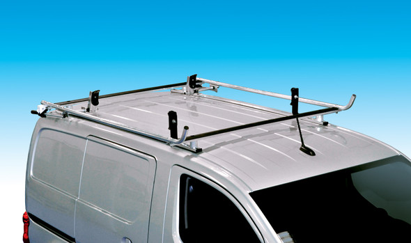 Adrian Steel #63-NV2 Dual-Sided Grip Lock Ladder Rack, City Express, NV200