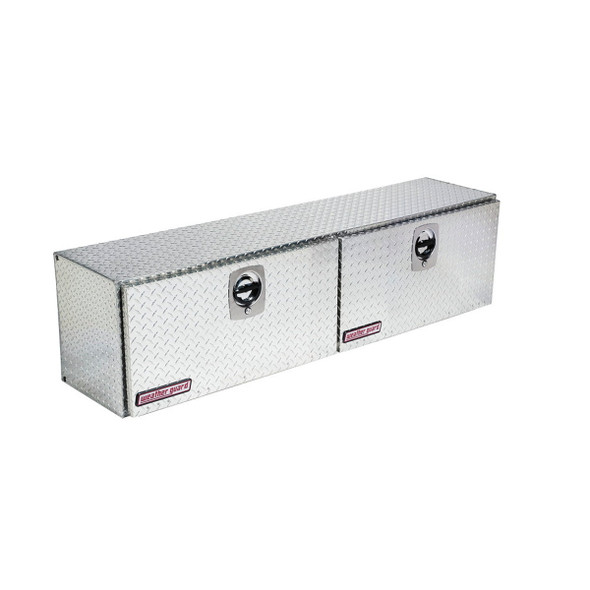 Weather Guard Model 372-X-02 Hi-Side Box, Aluminum, Driver Side, 8.9 cu ft