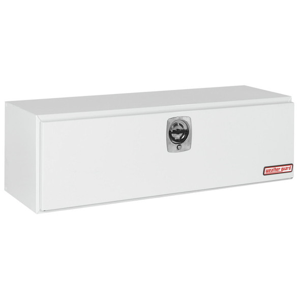Weather Guard Model 560-X-02 Underbed Box, Steel, 11.2 cu ft