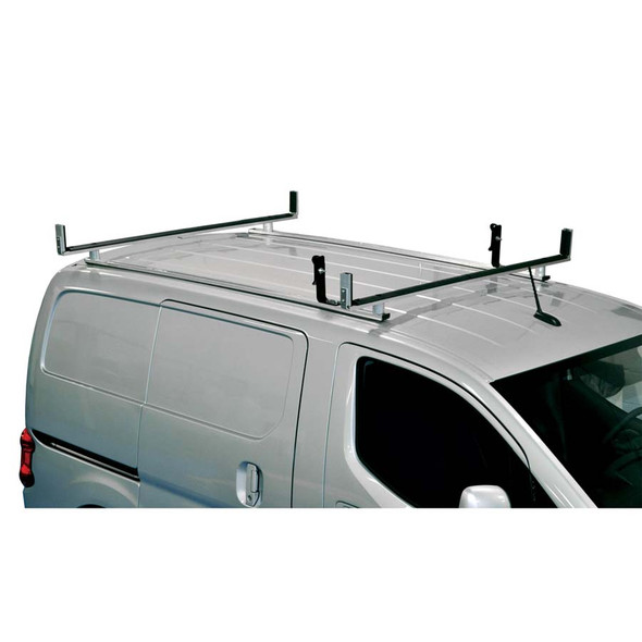 Adrian Steel #4963 - Utility Rack & Wire Partition Starter Package, Gray, City Express, NV200