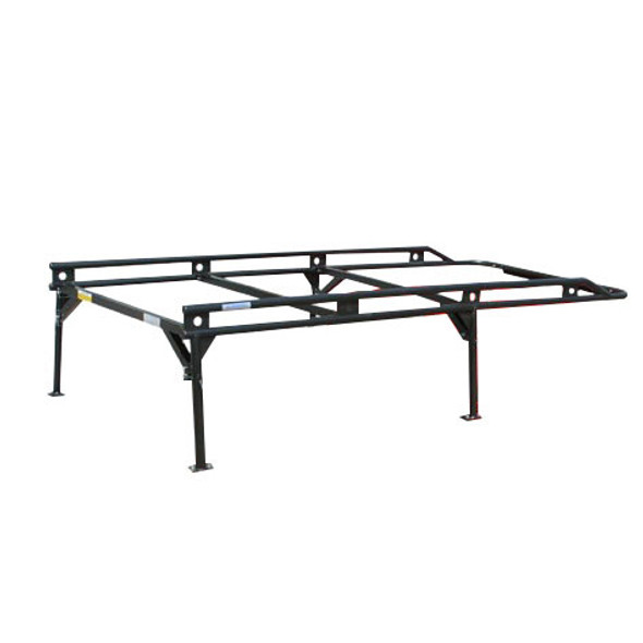Adrian Steel Company SLR6FE Ladder Rack Full-Size GM/Ford/Toyota*/Dodge 6' Bed, Ext. Cab