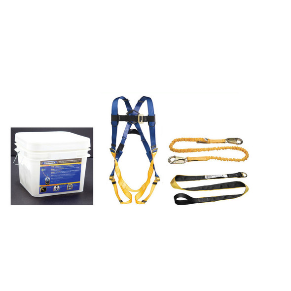 Overstock | Werner K121001  Construction/Maintenance Bucket (Pass-thru Buckle Harness)