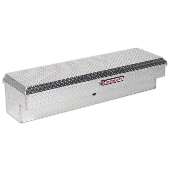 Weather Guard Model 174-X-01 Lo-Side Box, Aluminum, Standard, 4.1 cu ft