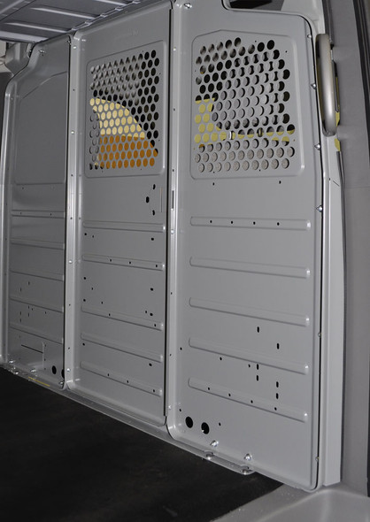 Adrian Steel #WKC1LCVS Steel Partition Mounting Kit, Gray, NV Low Roof