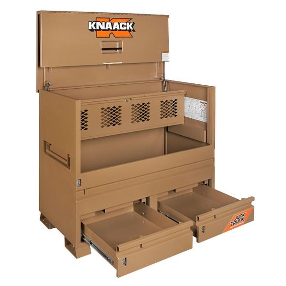 "Knaack Model 89-D STORAGEMASTER Chest 60""x30""x49"" w/ Drawer"