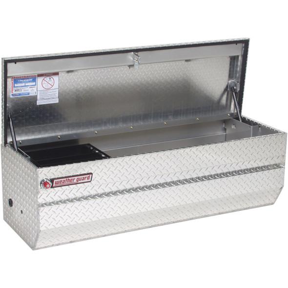 Weather Guard Model 654-X-01 All-Purpose Chest, Aluminum, Compact, 12.0 cu ft
