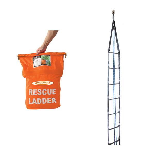 Werner T340018 18 ft Rescue Ladder System