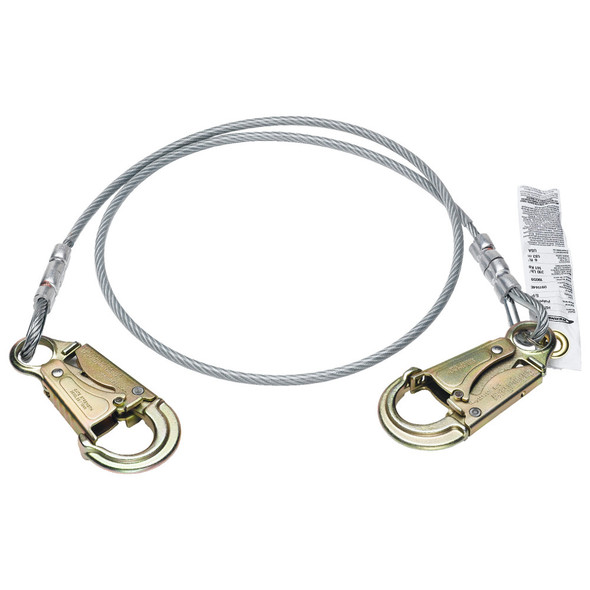 Werner Fall Protection Positioning Lanyards