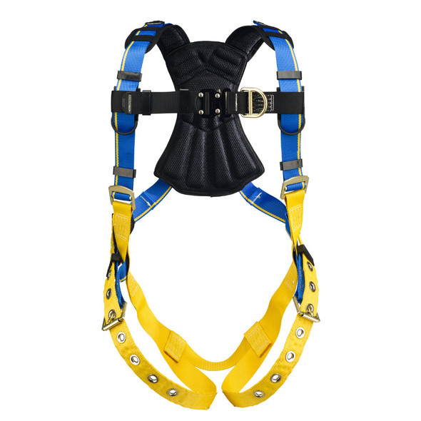 Werner Fall Protection Blue Armor 2000 Climbing Harnesses